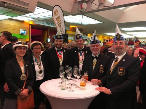 2019_aktive-Mitglieder_Prinzenpaar-Trier-1